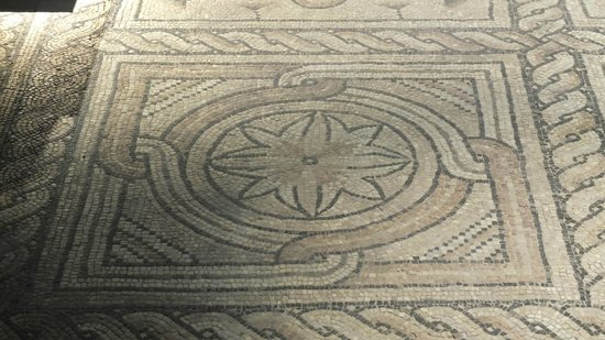 Domus dei Tappeti di Pietra : mosaici