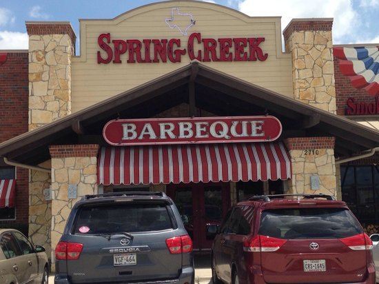 Spring Creek Barbeque : The name of this place is Spring Creek not Spring Hill :)