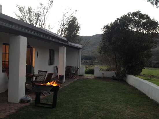 Stanford Valley Guest Farm : Stables Cottage
