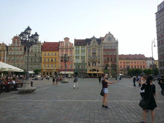 Place du marché (Rynek) : Rynek