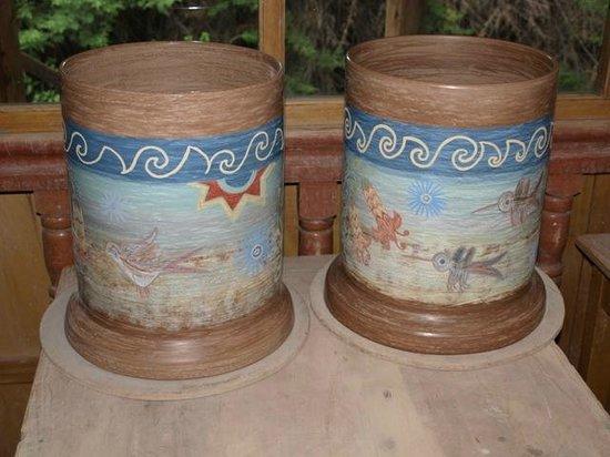 Ceramicas Seminario: Pottery in process