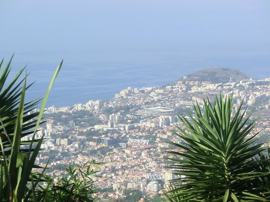 Choupana Hills Resort & Spa: view