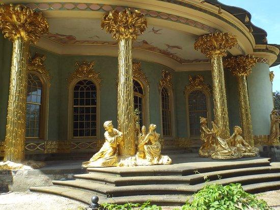 Sanssouci Palace: Chinese House at Sans Souci
