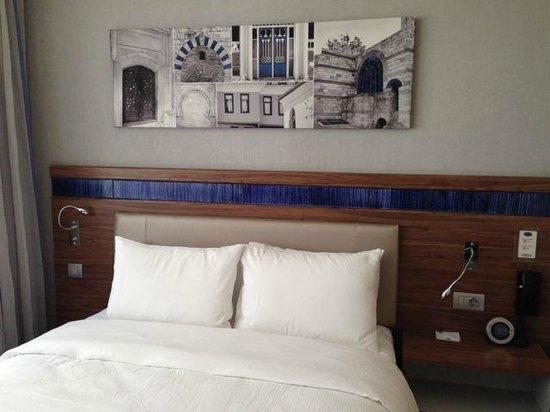 Hampton by Hilton Bursa: Oda