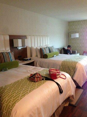 Hotel Indigo Anaheim: Family suite in Hotel Indigo