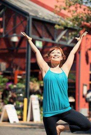 Semperviva Yoga Studio and College: Semperviva Yoga Student