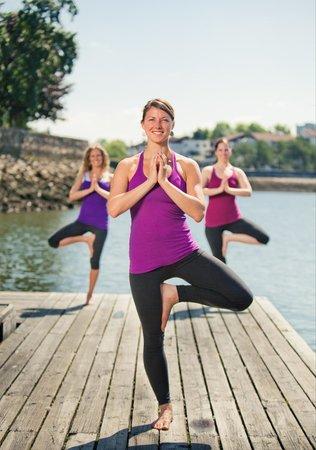 Semperviva Yoga Studio and College: Granville Island Yoga - Semperviva