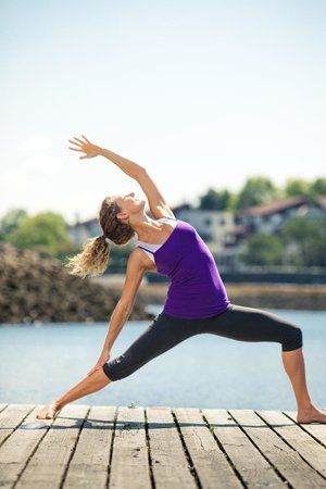 Semperviva Yoga Studio and College: Granville Island Semperviva