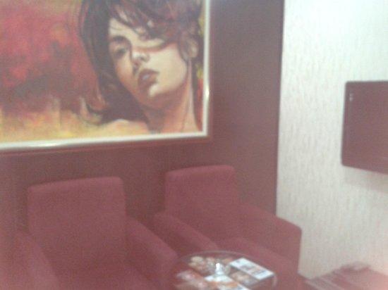 Prezident Hotel: triple room