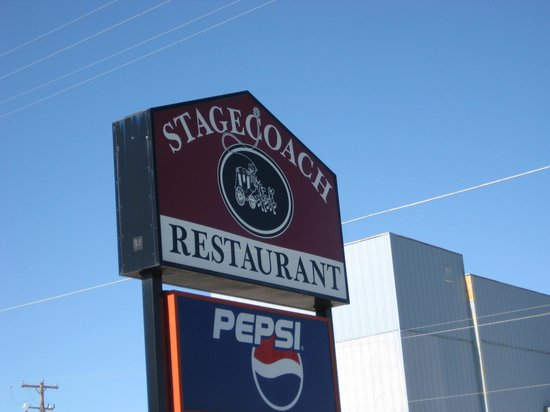 Stagecoach Restaurant: The Stagecoach In Ogden