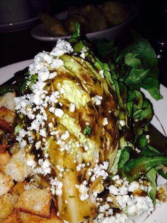 Buckhead Grill: Wedge salad