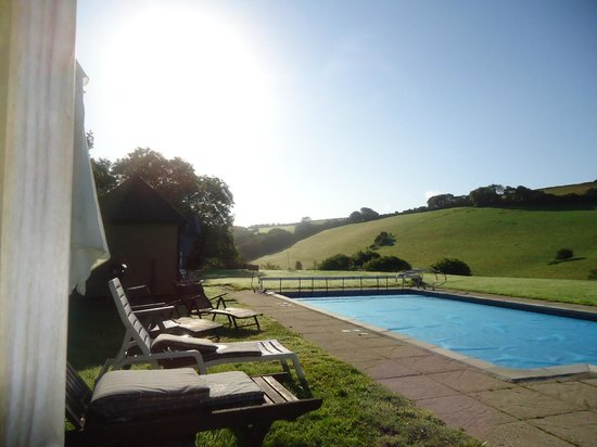 Trefanny Hill Cottages: our holiday