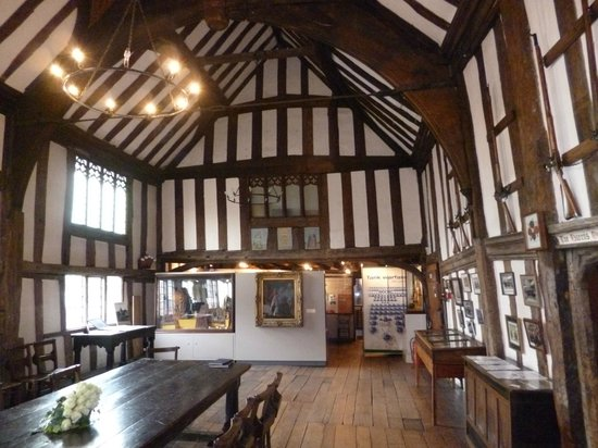 Lord Leycester Hospital: Inside