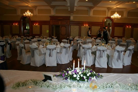 Glenview Hotel: The Wedding Room