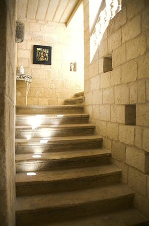 Palazzo Vittoriosa: The Grand Staircase