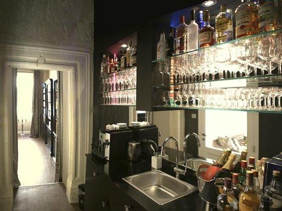 Palazzo Vittoriosa: The Bar