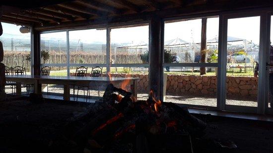 El nudo restaurant tupungato restaurantbeoordelingen for Silla 14 cafe resto mendoza mendoza