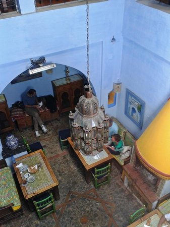 Restaurant Tissemlal o Casa Hassan: Casa Hassan