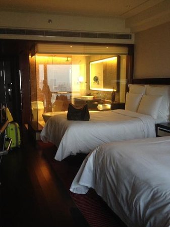 Renaissance Beijing Capital Hotel: quarto duplo