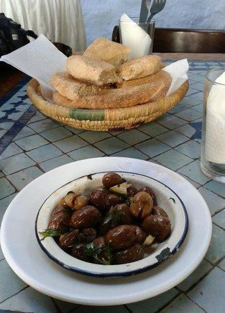 Restaurant Tissemlal o Casa Hassan : Snacks