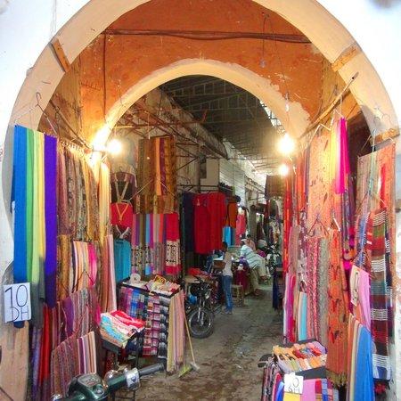 Souks de Marrakech : Souk di Marrakech