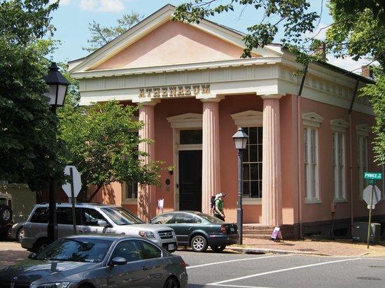 Old Town: Athenaeum