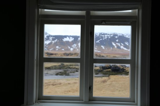 Hotel Budir: View from window room 1
