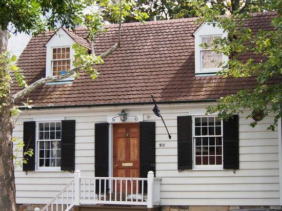 Old Town: Washington's Townhouse