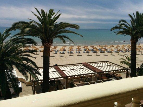 Voramar Hotel: Vistas desde la habitación