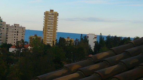 Hotel Intur Orange: Vista desde la habitación 316