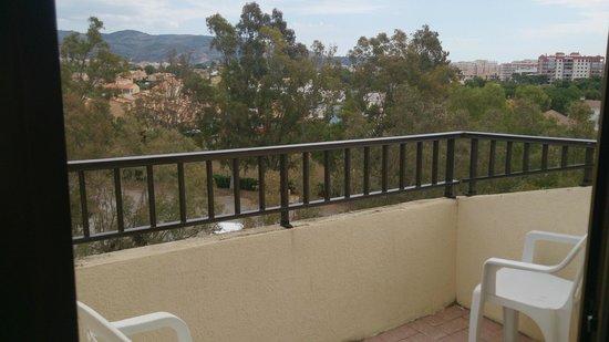 Hotel Intur Orange: Terraza de la habitación 316