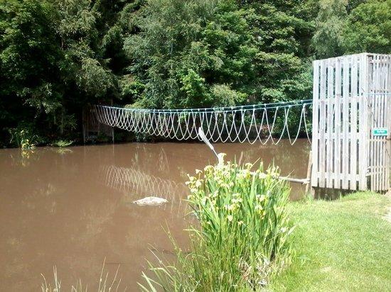 Domaine Long Pre : L'étang?!