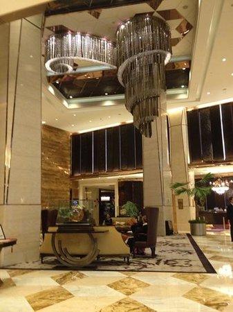 Sheraton Xi'an North City Hotel : recepção