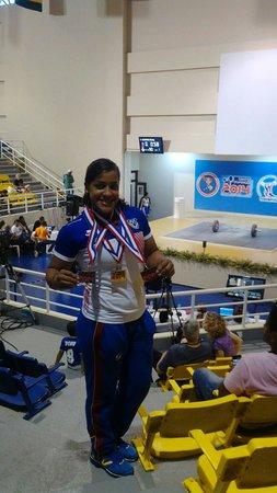 BelleVue Dominican Bay : Gracias a Dios, segundo lugar en el Campeonato Panamericano de Mayores Santo Domingo... Gracias