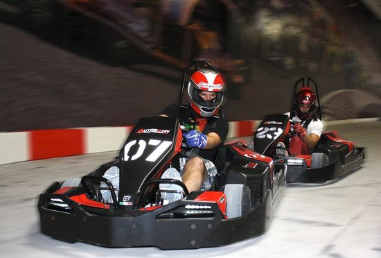 Go Karts Jacksonville Fl >> Best Go Karts In Jax Review Of Autobahn Indoor Speedway