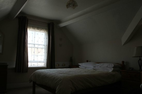The Colbourn Hotel B&B: The room from the door.