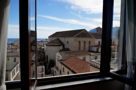 B&B Ai Bastioni: View of the Duomo from the room