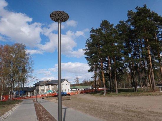 Holiday Club Saimaa : Территория