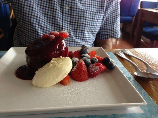 Riverside Restaurant: A wonderful Summer Pudding!