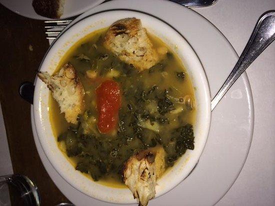 Il Chianti : delicious ribollita soup