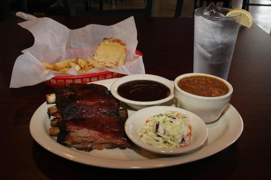 Slim and Shorty's : Rib Special - EVERY WEEKEND!