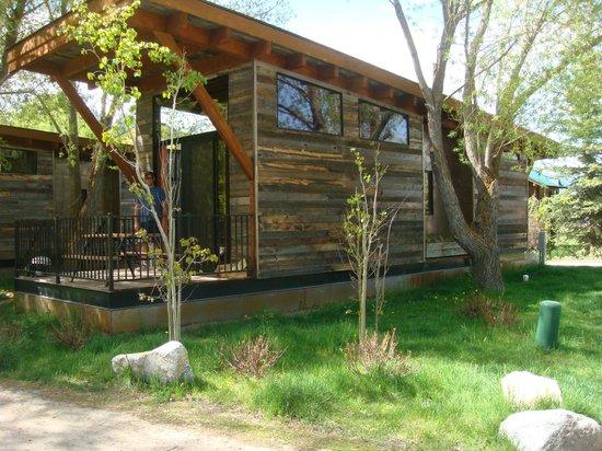 Fireside Resort: Cabin #1