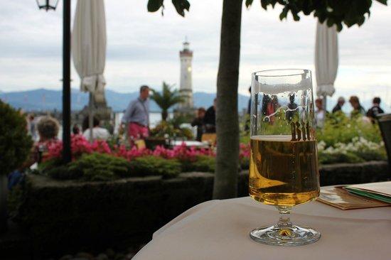 Hotel Reutemann-Seegarten Stolze-Spaeth Hotels : The view