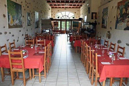 Auberge de La Coudre : Notre grande salle