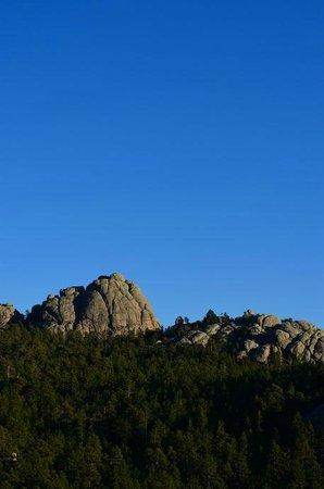 BackRoads Inn & Cabins : Mount Baldy