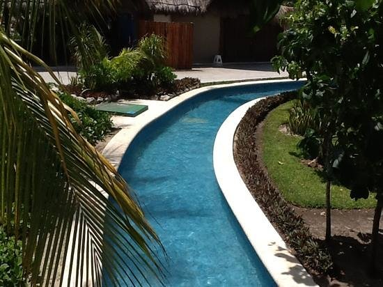 Grand Sirenis Riviera Maya Resort & Spa: the lazy river