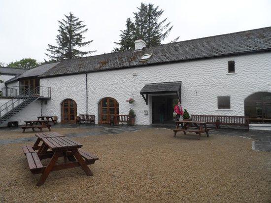 Connemara National Park : The Information Centre #1