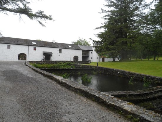 Connemara National Park : The Information Centre #2
