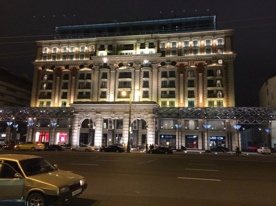 The Ritz-Carlton, Moscow: Prachtig hotel