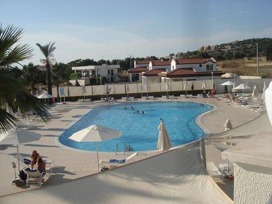 CLC Apollonium Spa & Beach: The main pool